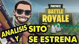 GRAN FREE TO PLAY Analisis and SITO premieres in FORTNITE