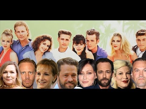 Beverly Hills 90210 Cast Members Then And Now 2018