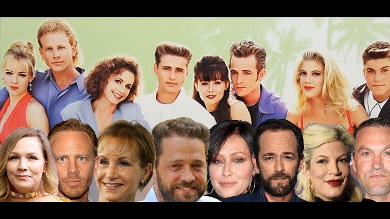 Beverly Hills 90210 Cast Members | Before and After 2018 ...