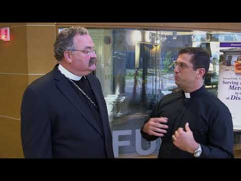 Harrison, Johnson Talk About The Synod's Response To Harvey