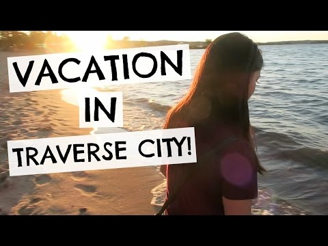Vacation in Traverse City! DAY 1 // Vlog #18