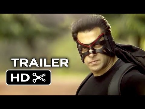 Kick Official Trailer 1 (2014) - Indian Action...
