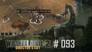 Wasteland 2 Directors Cut #093 - Ankunft im Gefängnis - Let