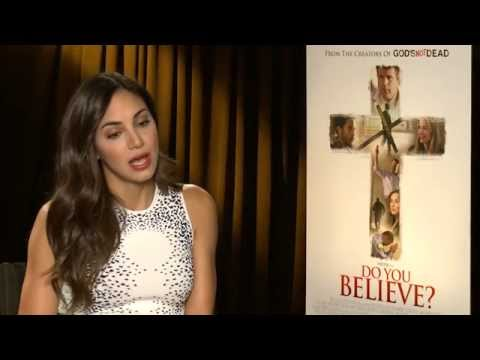 DO YOU BELIEVE? Valerie Dominguez speaks with Jackie Watson the french reporter