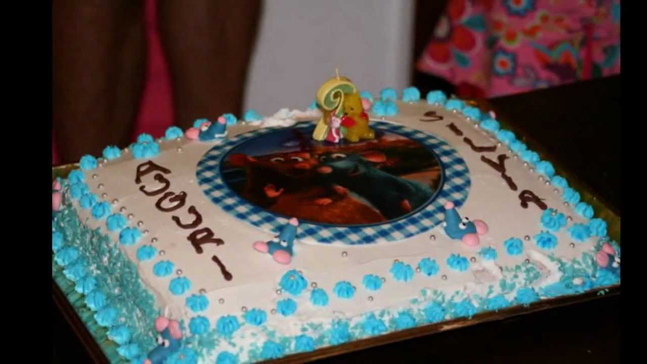 Ben noto torte compleanno bambini - YouTube PE01