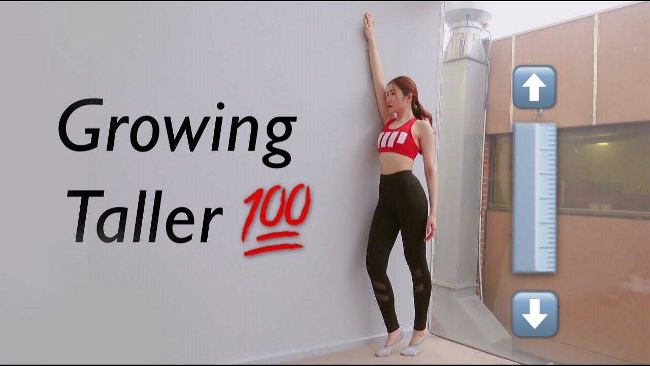 Cách TĂNG CHIỀU CAO & CHÂN DÀI ( dinh dưỡng và tập luyện ) | HOW TO GROW TALLER