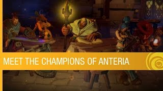 Meet the Champions of Anteria [US]