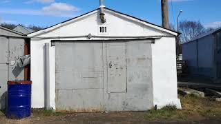 ГСК Обзор Выбираю деревянно металлический гараж цены от и до 300 т р  часть 1