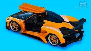 GTA Online: SA Super Sport Series - Overflod Tyrant