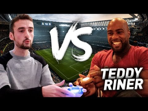 TEDDY RINER vs VINSKY