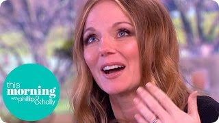 Geri Horner Tears Up While Talking About George Michael | This Morning