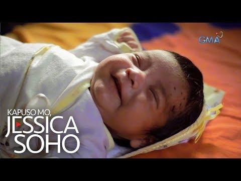 Kapuso Mo, Jessica Soho: Bagong silang na sanggol, nabagsakan ng durian!