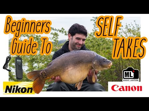 The F Stop:  Beginners Guide to Self Take Photography * Carp fishing *