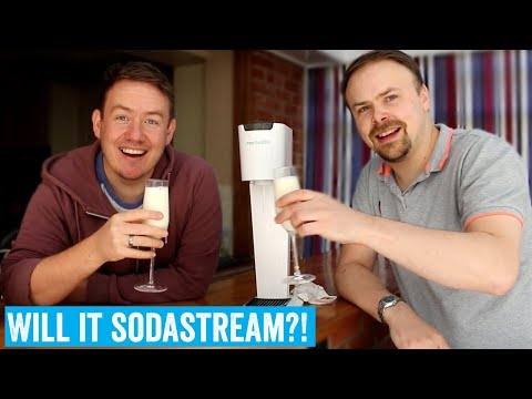 Will it Sodastream? ft Ashens