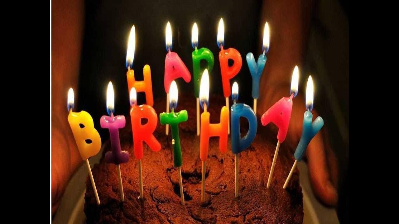 Happy Birthday Song Music Traditional Happy Birthday Youtube