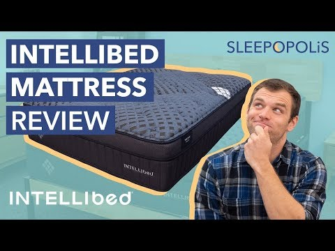 Intellibed Mattress Review - Is The Matrix Grand For You?