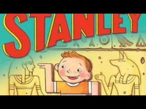 Flat Stanley: The great Egyptian grave Robbery- chapter 2 & 3 (by Sara Pennypacker)