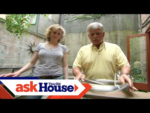 How to Install a Cable Deck Railing | Ask This Old House