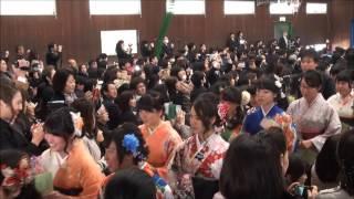 千里高校47期生 卒業式 ① 12016/03/02