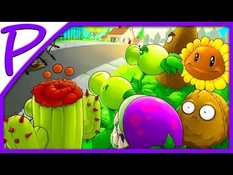 Растения против зомби #3. Игра как МУЛЬТИК для ДЕТЕЙ (Plants vs zombies) #РАЗВЛЕКАЙКА