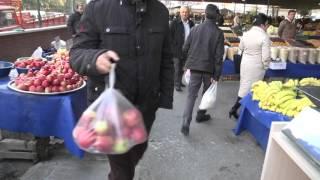 Güvenli Alışveriş İçin Çankaya Belediyesi Pazar Terazisi
