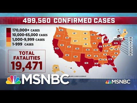 U.S. Now Has The Most Coronavirus Deaths, Surpassing Italy   MSNBC