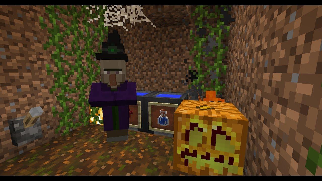 Brauen im Kessel in Minecraft! - Tutorial (Halloween Special) - YouTube