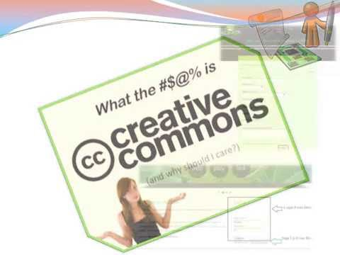 Getting a Creative Commons License - YouTube