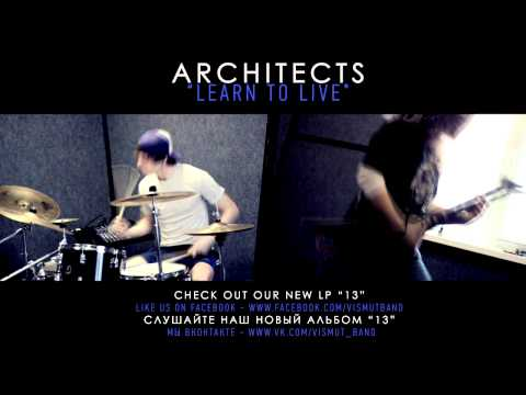 Architects - Learn to live (double cover)