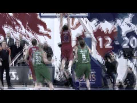 I feel Devotion - Playoffs Game 2 - Victor Khryapa - CSKA Moscow