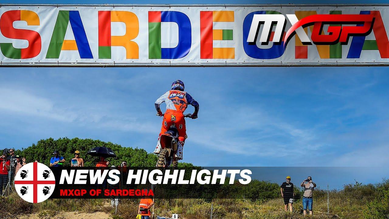 Download NEWS Highlights   MXGP of Sardegna 2021 #Motocross