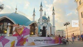 В Казанском Кремле завершился фестиваль современного танца Олега Ивенко