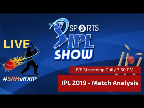 #IPL2019 Match Day 17  | Sunrisers Hyderabad vs Kings XI Punjab | #SRHvKXIP