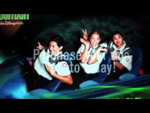 Space Mountain Fears