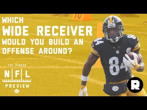 Which Wide Receiver Would You Build Your Offense Around? | 2018 NFL Preview | The Ringer