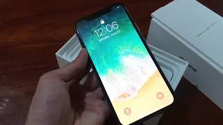 Review New Iphone X