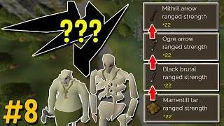 There is Only 1 Monster that Drops this Item in the Entire Game! All Gear From Scratch UIM #8 [OSRS]
