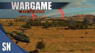 Wargame: Red Dragon Gameplay #153: Silver Support!