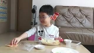 콘 치즈 만들기 및 먹방 (정예준 TV)