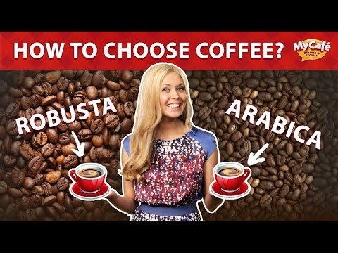 How To Choose Coffee? Arabica Or Robusta.  Tips From My Cafe And JS Barista Training Center