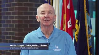 Armed Forces Insurance Provides Personal Service