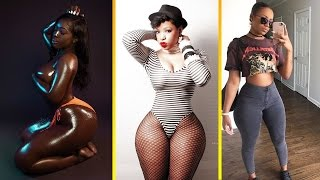 Most beautiful curvy black women