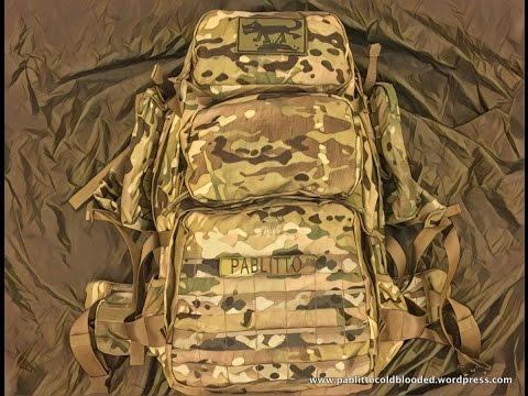 купить Рюкзак Для Военного 16 Л. С Двумя Отсеками