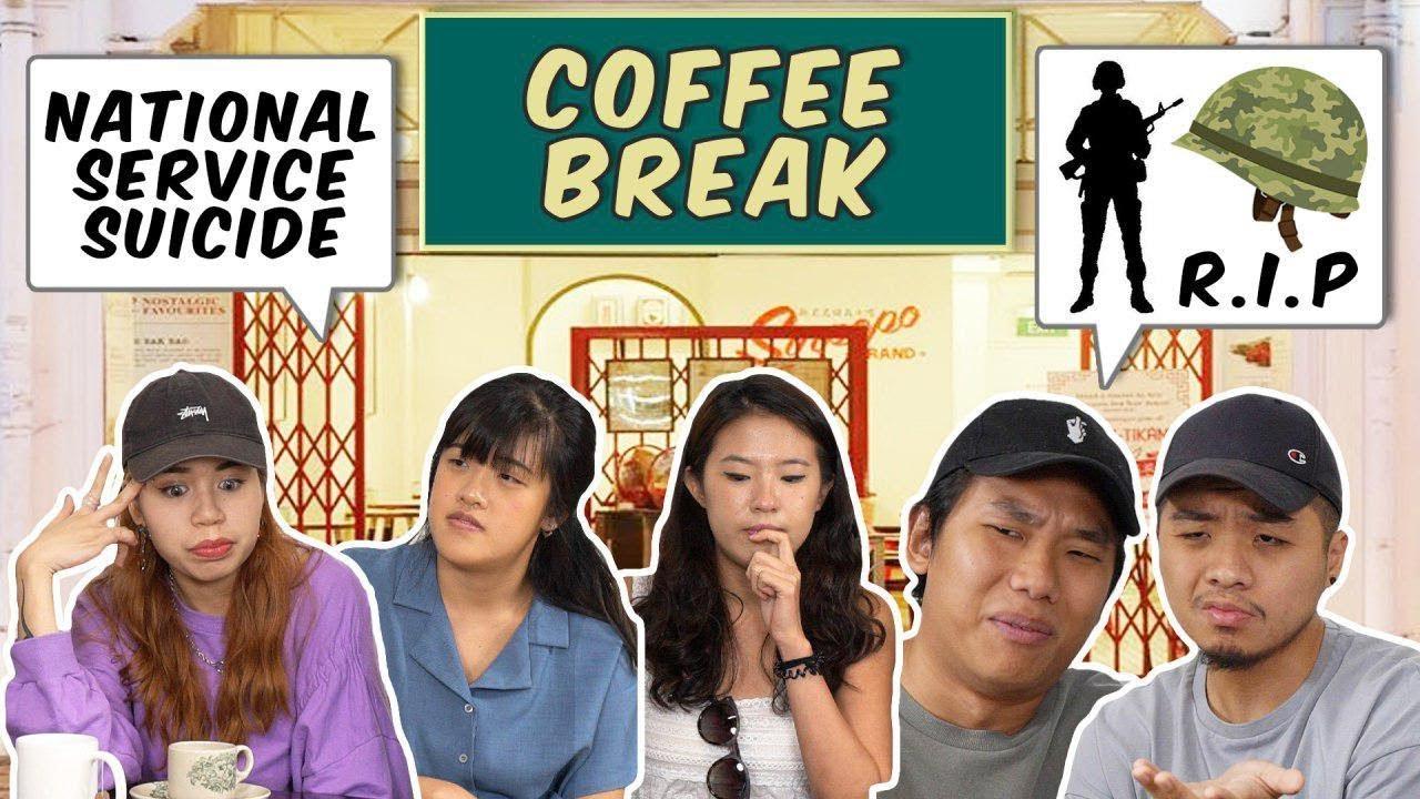 COFFEE BREAK EP8 - NSF SUICIDE
