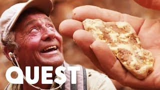 The Best Gold Finds Of S4: Victoria Diggers v The Mahoney Family | Aussie Gold Hunters