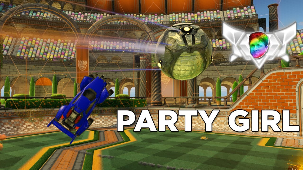 """Rocket League Montage """"Party Girl"""" StaySolidRocky"""