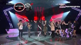 Today's Winner is 2NE1(Sep 17. 2010)
