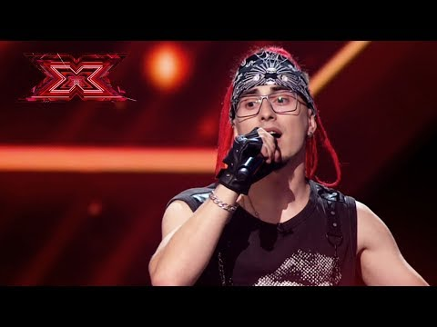 Иван Филипенко – Валерий Ободзинский – Эти глаза напротив – Х-фактор 10. Седьмой кастинг