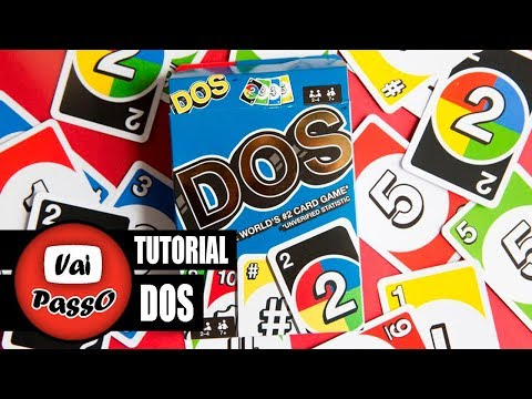 DOS (Figlio di UNO) | Giochi da Tavolo | #VaiPasso 36