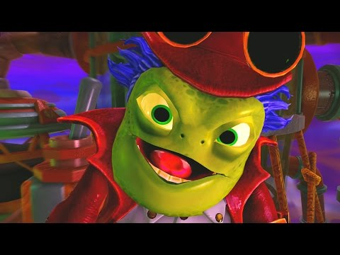 Skylanders: Trap Team - Dr Krankcase - Part 29